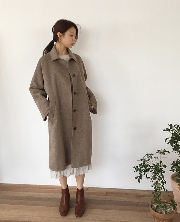 [special offer] one line coat